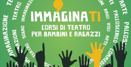 corsi di teatro per bambini Novellara Reggio Emilia